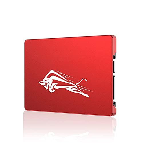 SSD Incorporado 1TB 120GB 240 GB 480GB 2TB SSD HDD 2.5 Pulgadas SSD SATA SATAIII, para Unidad De Estado Sólido Interno para Windows 10, Windows 8.1, Windows 7, Linux,960GB