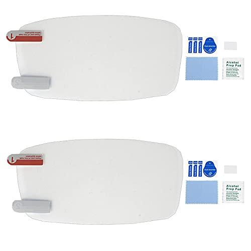 MNWYMCMF2 Stück Motorrad Instrumentenblock Kratzschutzfolie Displayschutzfolie,Für V=E=S=P=A GTS300 HPE Super Tech 2020