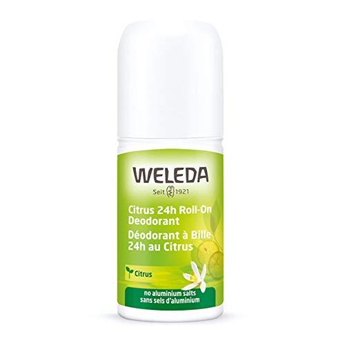 Weleda Deodorant Roll On Citrus 24H, 50 ml