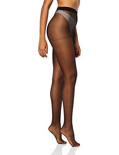 Meia-Calça Europeu Fio 15, Trifil, Feminino, Preto, G