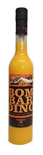 Torboli Eierlikör | Crema Bombardino |Eier Likoer |Italienische Spirituosen (0,5 l)