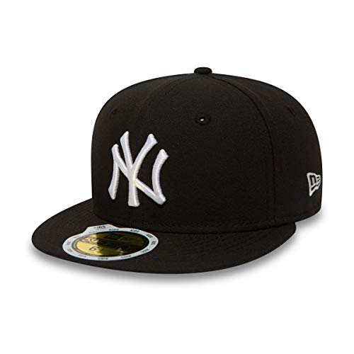 New Era 59Fifty Fitted Kids Cap - NY Yankees schwarz - 6 1/2