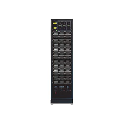 Sistema de alimentación ininterrumpida SAI Modular Archimod HE 20kVA - trifásicos on-Line Doble conversión VFI