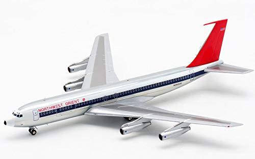 JFOX Northwest Orient B707-300 N352US 1/200 diecast Plane Model Aircraft