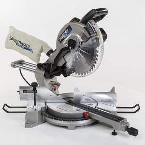 Delta Shopmaster S26-272L 12 Inch sliding compound miter saw
