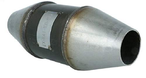 200 Zellen Metallkat D 120mm Edelstahl Katalysator Rennkat Sportkat Zeller