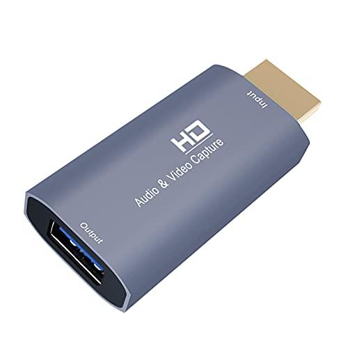 #N/A/a Tarjetas de Captura de Audio y Video HDMI a USB PC de videoconferencia de Alta definición