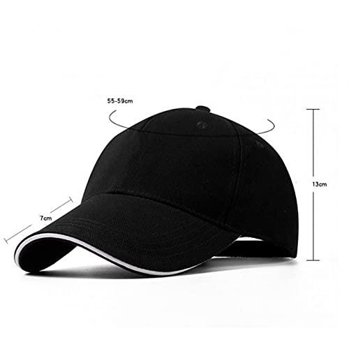 FOMBV Gorra de béisbol Pastillas EMG Distressed Guitarra eléctrica Logo Snapback Hat Peaked Ajustable Regalo de Gorra de Visera Deportes al Aire Libre