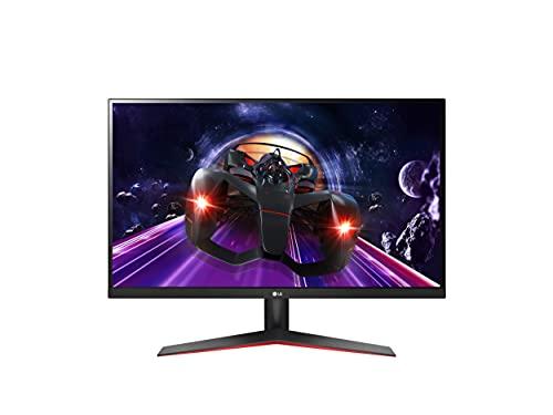 LG 27MP60G B 27 Moniteur semi gaming FHD 1920x1080, IPS 1ms MBR 75Hz, NTSC 72% Fonctionnalités Gaming: AMD FreeSync, MBR, Mode DAS, Black Stabilizer, Crosshair Black et Red