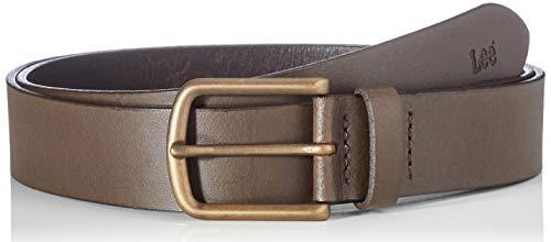 Lee Core Belt Cinturón, marrón oscuro, 100 cm para Hombre