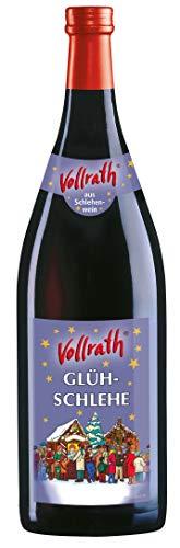 Vollrath Glüh-Schlehe Glühwein aus Schlehenwein 3 x1,0 Liter