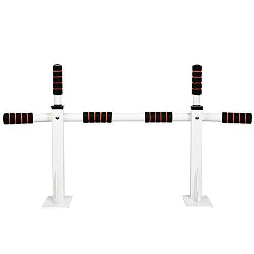 Barras de pull-up Barras de plomo superior Inicio Horizontal Bar Multifunción Interior Pull-Ups Fitness Equipo de aptitud Muro de un solo polo Colgando de colgante de adelgazamiento de la puerta de la