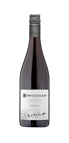 McGuigan Reserve Shiraz, 2018/2019, 75 cl (Case of 6)