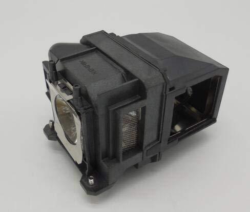 Supermait EP88 A++ Calidad Bombilla Lámpara Bulbo de repuesto para proyector con carcasa Compatible con Elplp88 Compatible con EB-S04 EB-S130 EB-S27 EB-S29 EB-S31 EB-S300 EB-U04 EB-U32 EB-U130 Lamp