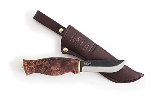 Ahti Jahti Puukko Carbon Steel Scandinavian Knife from Finland