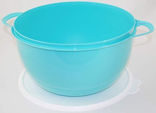 Tupperware® Riesige Teigschüssel 10 L. türkis Maximilian Rühr-Schüssel