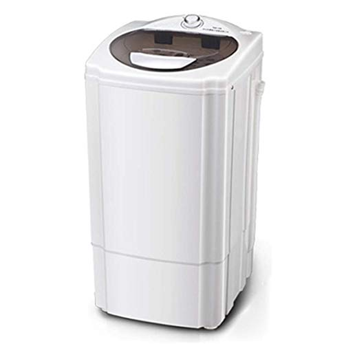 Find Bargain LHF Electric Clothes Dehydrator, Dewatering Machine Home/Dormitory Small Dewatering Buc...