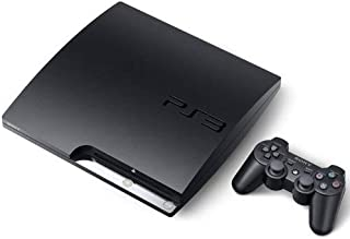 PlayStation 3 Slim 120GB (Old Model) (Renewed)