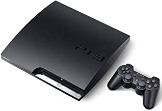 PlayStation 3 Slim 120GB (Old Model) (Renewed)