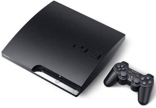 PlayStation 3 Slim Console 120GB (Old Model) (Renewed)