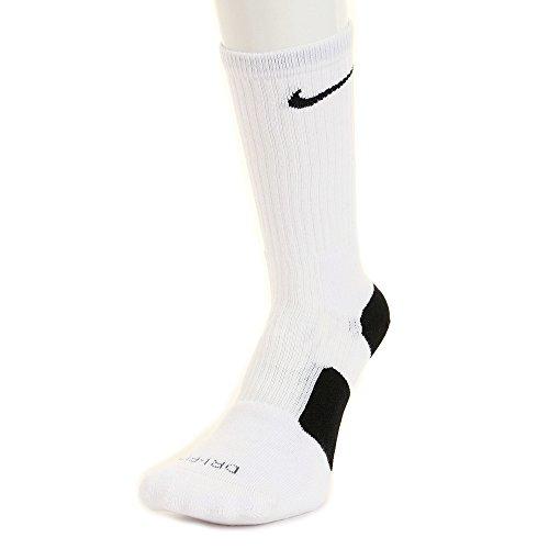 Nike Elite Basketball Crew Socks Mens Style: SX3629-107-XL(13 Size: XL(13-15)