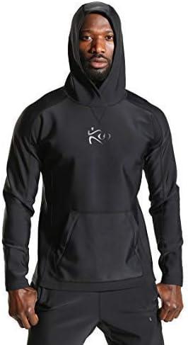 Kutting Weight Sauna Suit Unisex Hooded Sweatshirt product image