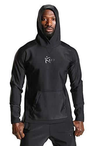 Kutting Weight Sauna Hoodie Body Toning Clothing – Unisex Fat Burner – Hooded Sweatshirt