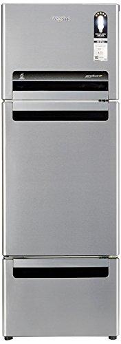 Whirlpool 240 L Frost Free Multi-Door Refrigerator(FP 263D PROTTON ROY ALPHA STEEL (N), Alpha Steel)