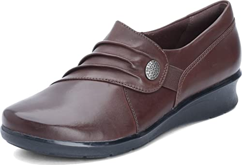 Top 10 best selling list for office brown flat shoes