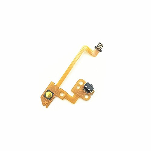 Replacement L Button Key Ribbon Flex Cable for Nintendo NS Switch Joy-Con Controller Buttons Cable