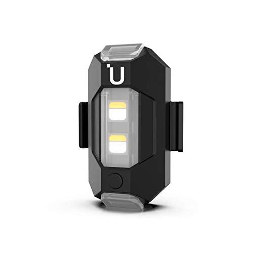 Drone Strobe Lights, Anti-Collision Lighting, 0.014 lbs Super Lightweight Drone LED Lights with 3 Colors for Any Drone   DJI Mini, Mavic Mini, Phantom, Inspire, Matrice
