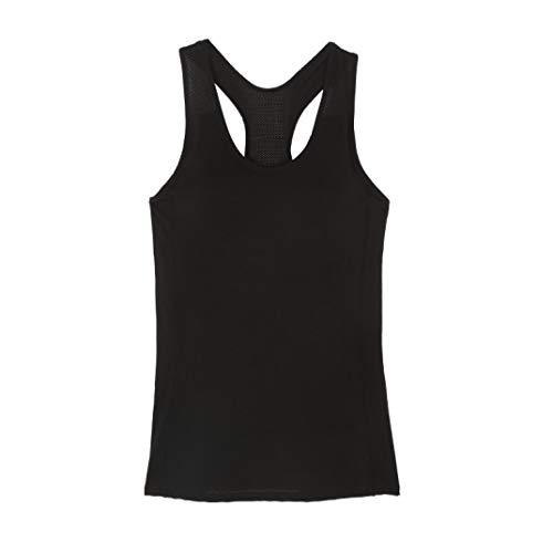 AMURAO Frauen Sommer Tank Dry Schnell Lose Gym Fitness Sport Weste Lauftraining Tops Workout Shirts