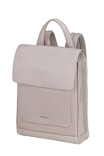 Samsonite Women's Laptop Backpacks, Grey (Stone Grey), M (36.5 cm - 11.5 L)