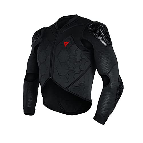 Dainese Men's Rhyolite 2 Safety Jacket Protektorenjacke MTB, Schwarz, M