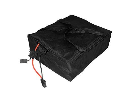 60V 12Ah Blei Akku Batterie mit Tasche Ersatzakku Elektro Scooter E-Scooter Elektro Roller Akku Bleiakku Lead Acid Battery EU