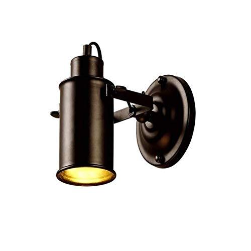 PYROJEWEL Moderno Luz de la Pared grácil Retro Industrial Viento lámpara de Pared del Pasillo del Pasillo del Hotel café de la Barra de Noche Noche de la decoración Luz Pantalla LED lámpara Colgante