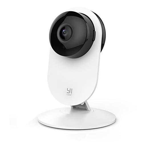 GIAOGIAO Smart Camera Camera HD WiFi Home Wireless Überwachung Nachtsichtsonde 1080P Cloud Storage