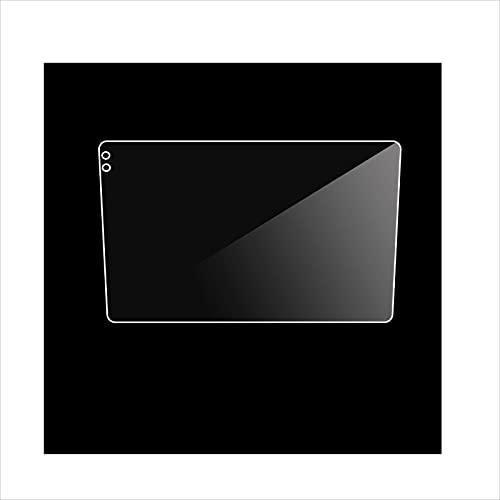 Bilhärdat glasfilm bilklistermärke För 9 10,1 tums radio stereo DVD GPS touch hel LCD -skärm biltillbehör