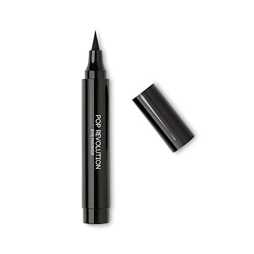 KIKO MILANO - Pop Revolution Eye Marker Intense zwarte waterbestendige eyeliner pen