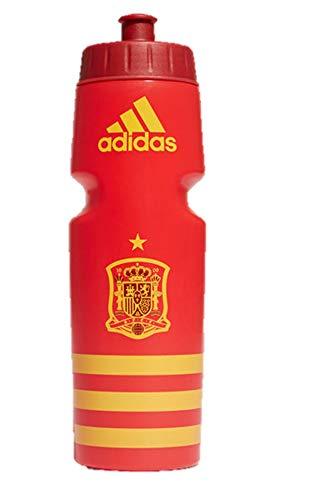 adidas España 2017-2018, Botella, Power Red-Gold