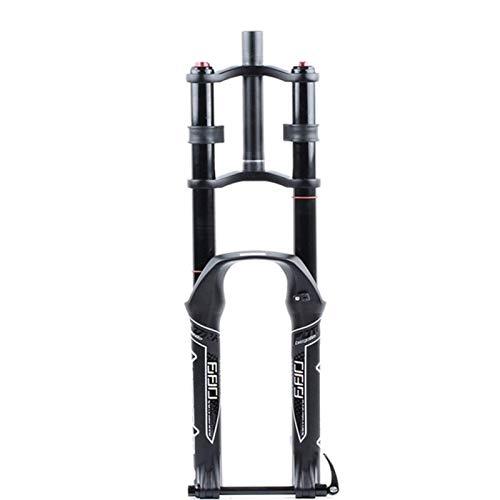 CWGHH DH Horquilla de suspensión de Bicicleta 26/27,5/29