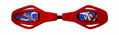 Streetsurfing Waveboard The Wave SL Red