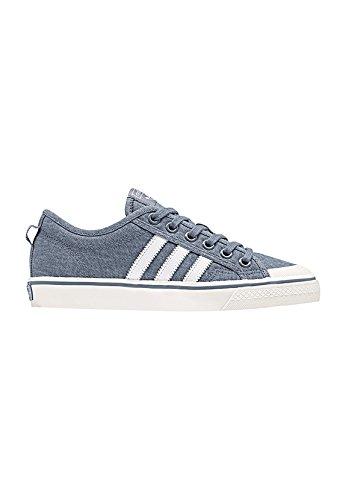 adidas Originals Damen Sneaker Nizza W CQ2537 Grau, Schuhgröße:36 2/3