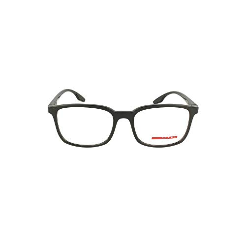 Prada Sport PS05MV - Gafas de sol para mujer (55 mm), color negro