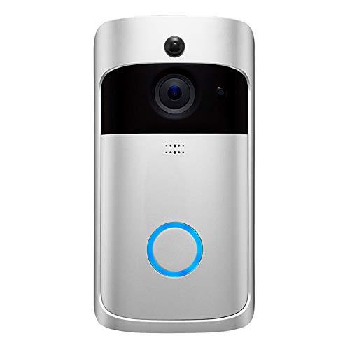 Byilx Camera Bell Wireless WiFi Video Doorbell Smart Phone Door Ring...