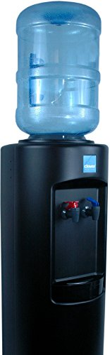 Clover B7A-Black Hot and Cold Water Dispenser in Black