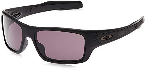 Oakley 0OJ9003 Gafas de Sol, Matte Black, 58 para Hombre