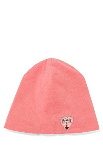Bench Mädchen Mütze Jersey Beanie Aop, Rosa (Pink BL11213), M (Herstellergröße: M-L)