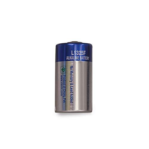 PetSafe 6 Volt Alkali Batterie, Ersatzbatterie für PetSafe Halsbänder, Einzelpack, für Anit- Bell Halsbänder