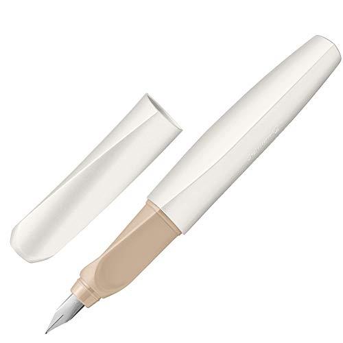 Pelikan Füllhalter Twist P457 M White Pearl